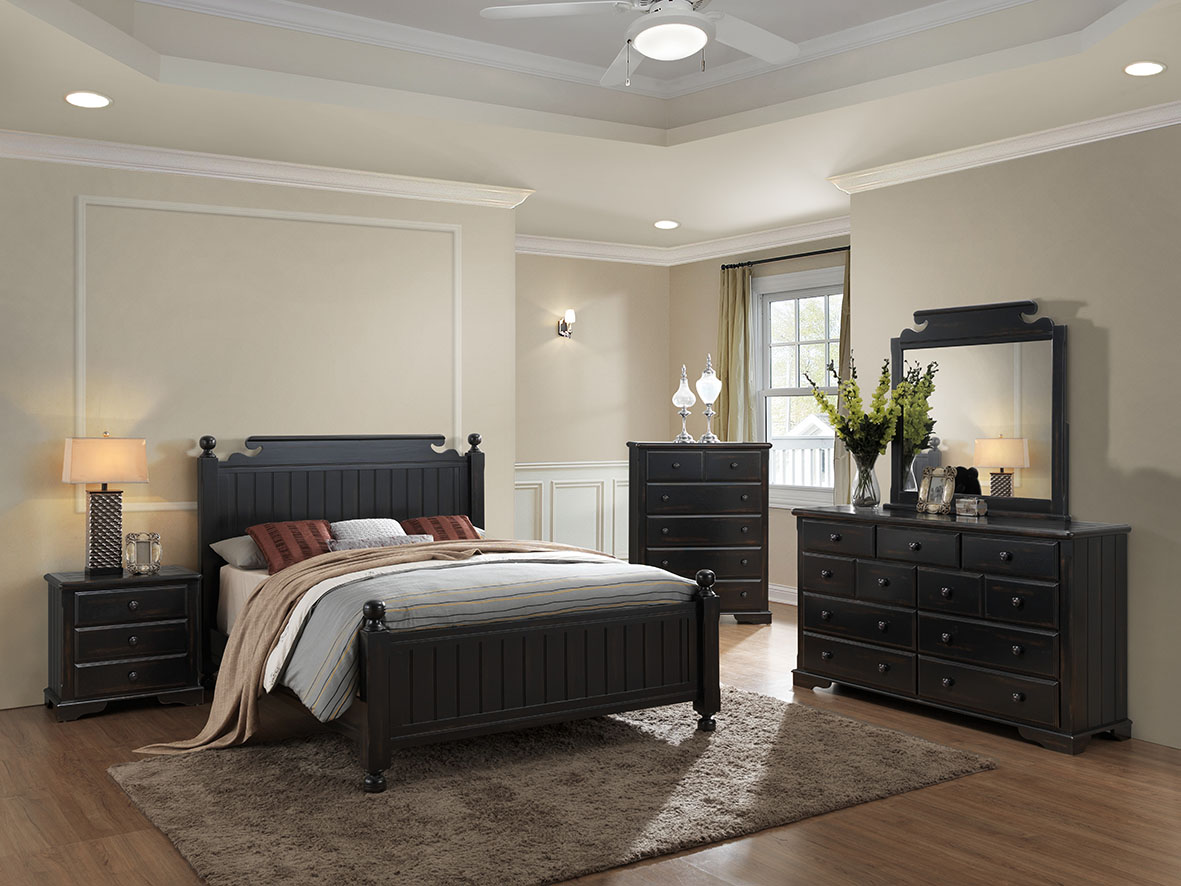 BE5702-QB BEDROOM SET